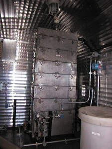 Air Stripping System